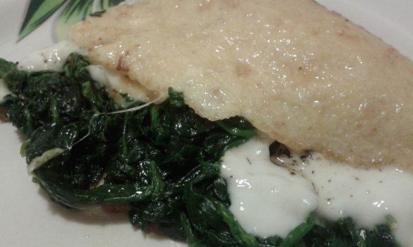 Omelette ripiena alle verdure