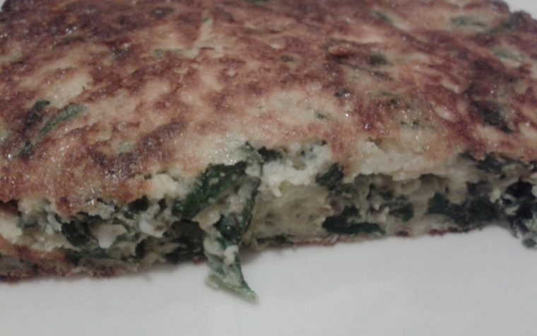 Frittata di borragine all'antica