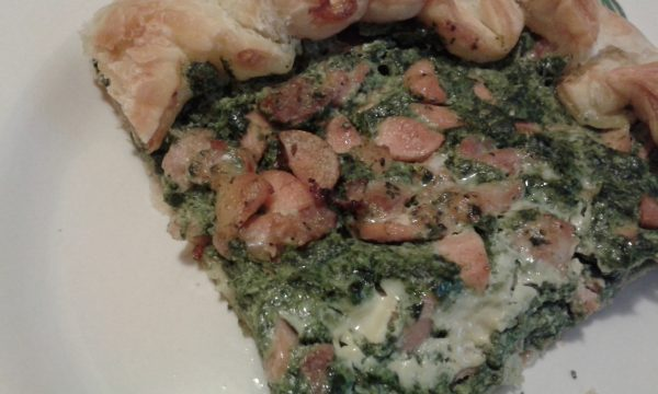 Torta ricotta e spinaci e non solo