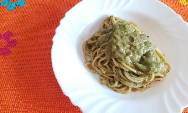 Pesto di zucchine alla menta