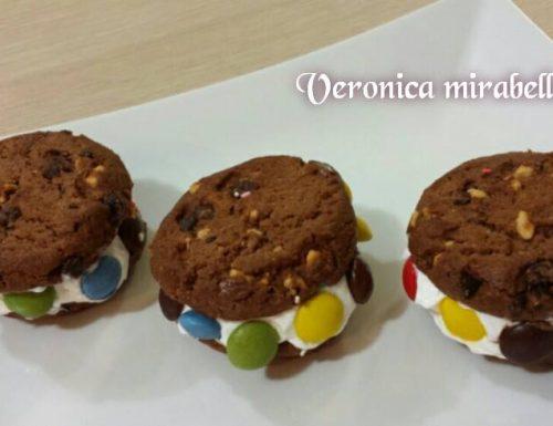 cookies a gelato