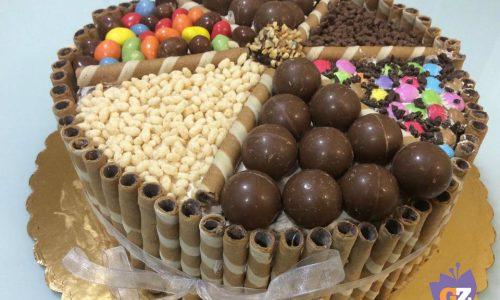 Torta cioccolatosa