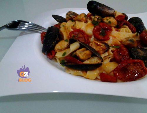 Lasagnette alla mediterranea
