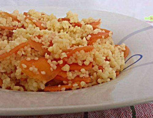 Cous Cous e carote