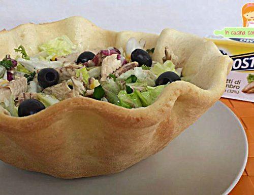 Insalatiera di pane