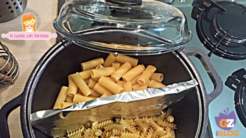 Come cuocere 2 tipi di pasta nella stessa pentola veronica 39 s cook more - Diversi tipi di pasta ...
