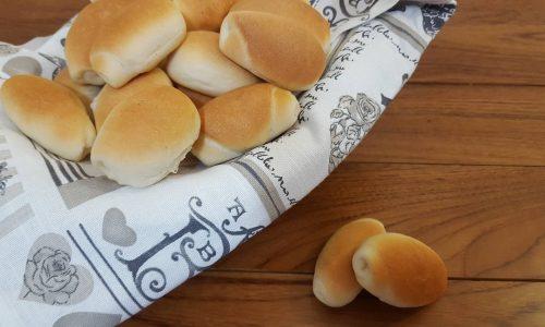 Mini panini per hot dog