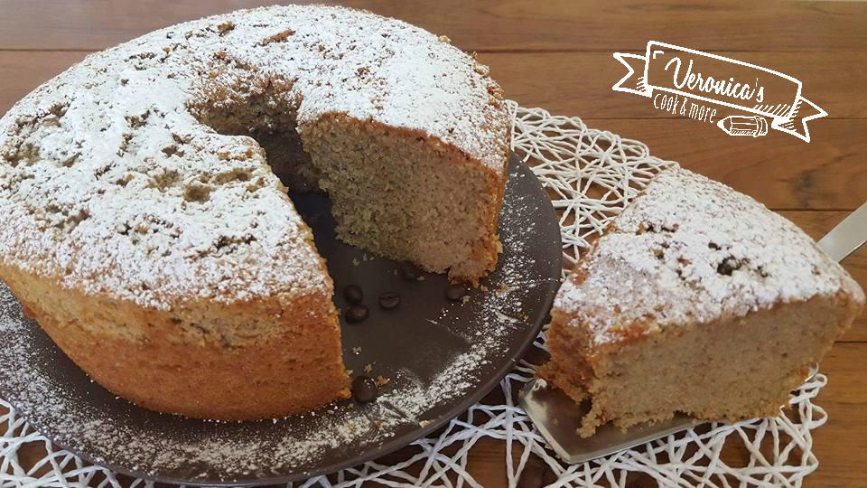 CHIFFON CAKE AL CAFFE'