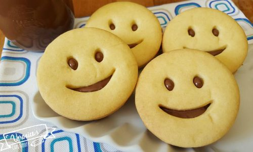 SMILE BISCUITS