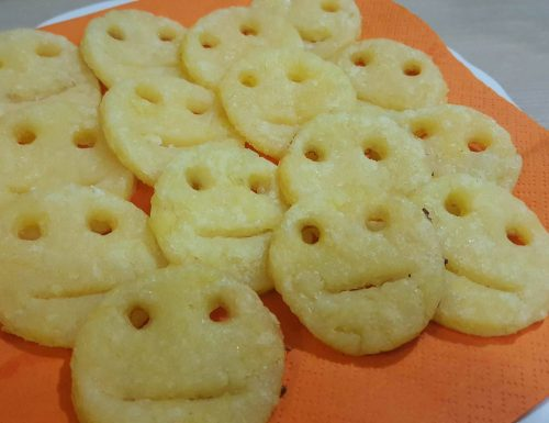 SMILE POTATOES