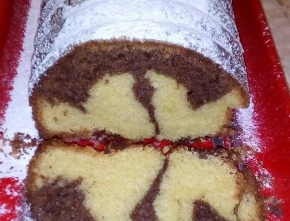PLUM CAKE CIOCCOLATO E PANNA