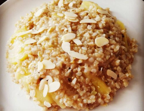 RISOTTO ALLE MELE ULTRA LIGHT
