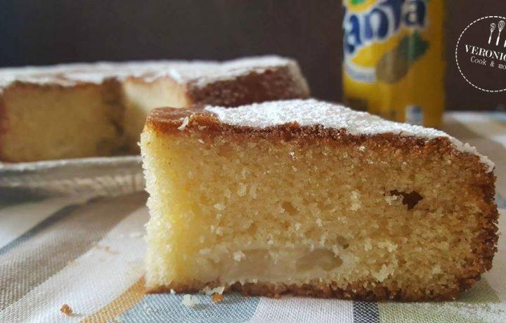 FANTA  PINAPPLE CAKE