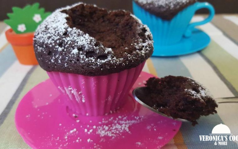 MUFFIN AL MICROONDE LIGHT