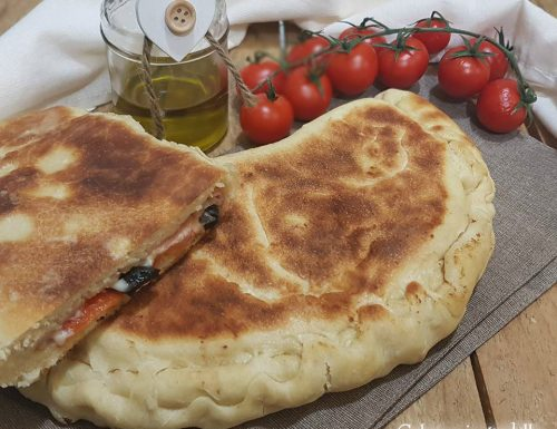 CALZONE IN PADELLA