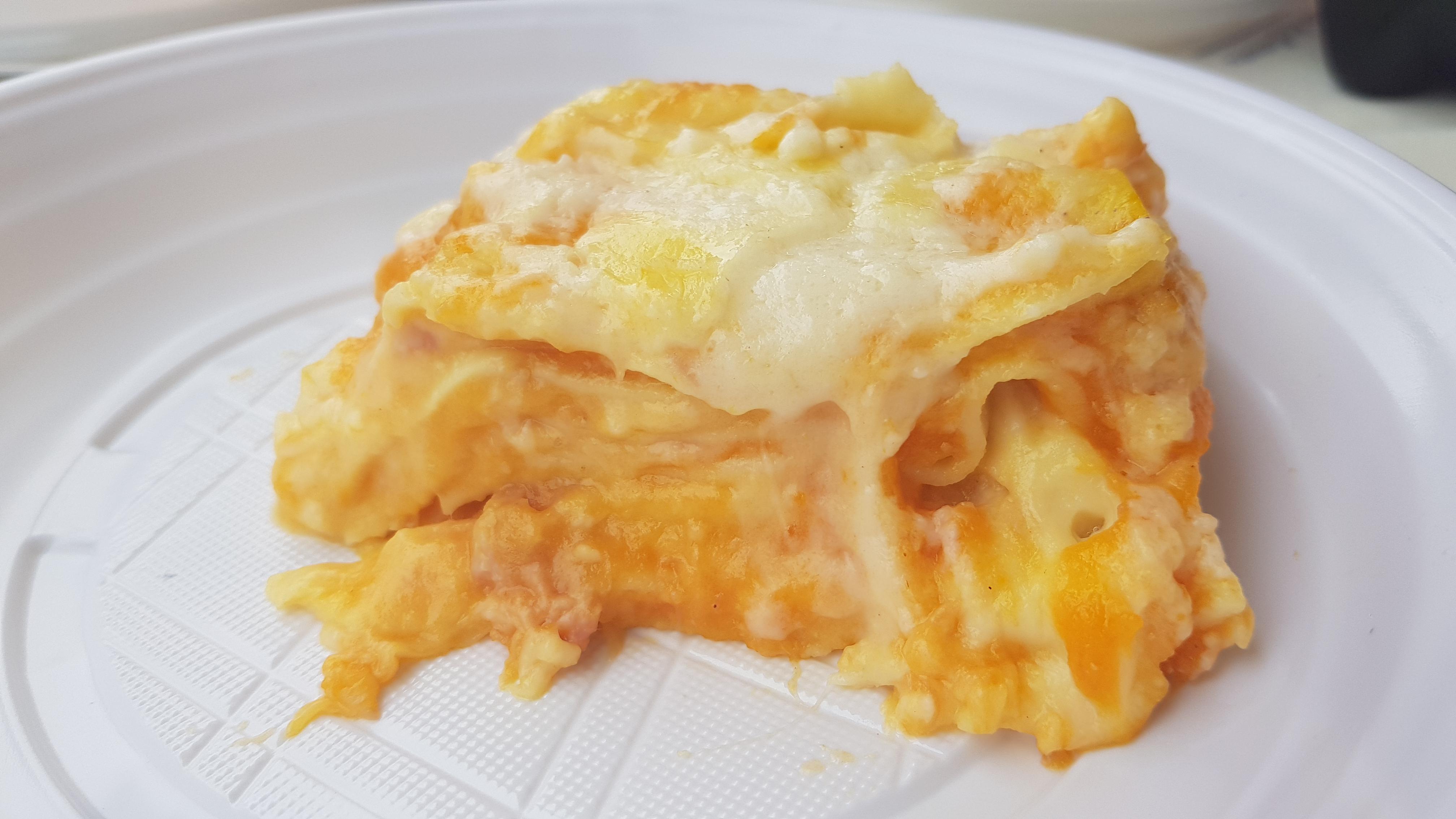 Lasagne Alla Zucca Bimby Primo Piatto Appetitoso