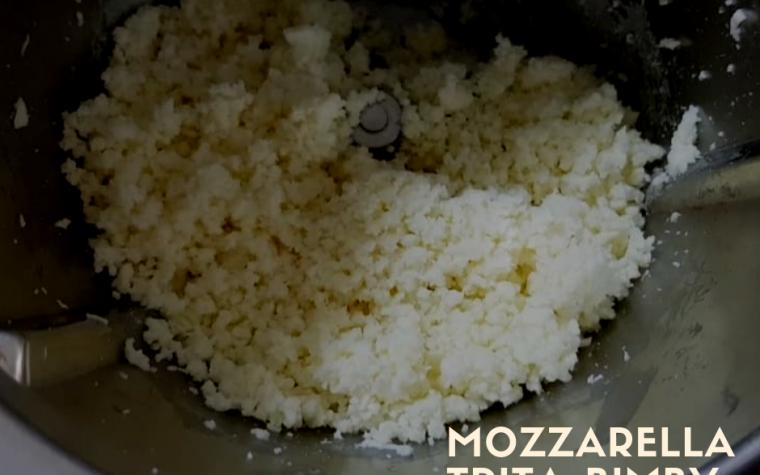 MOZZARELLA TRITA BIMBY