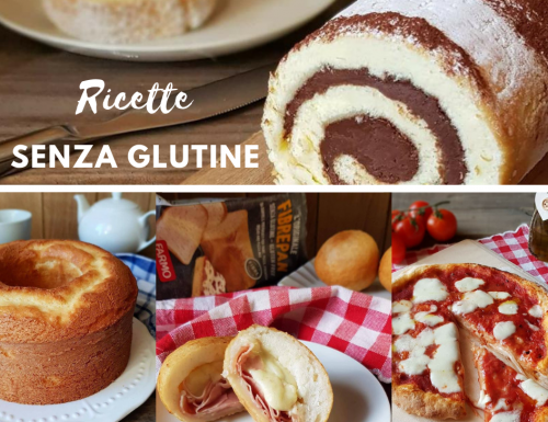 RACCOLTA DI RICETTE SENZA GLUTINE BIMBY