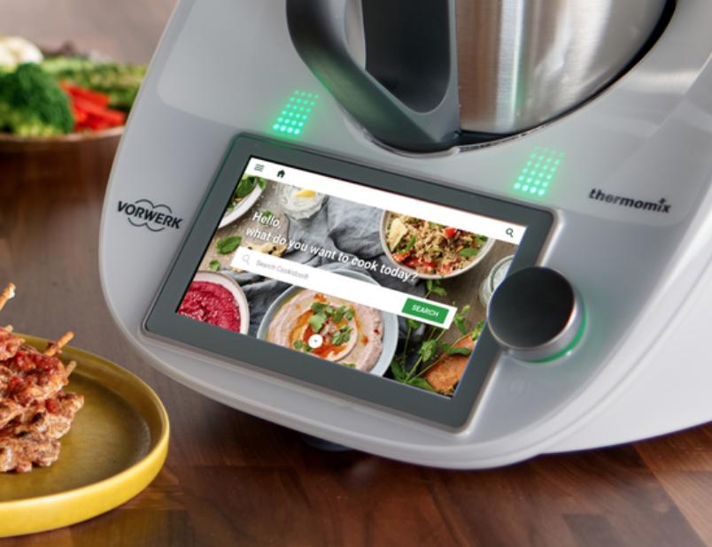 NUOVO BIMBY TM6, la nuova tecnologia nelle vostre cucine