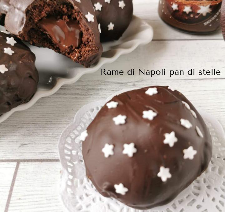 RAME DI NAPOLI PAN DI STELLE RICETTA BIMBY