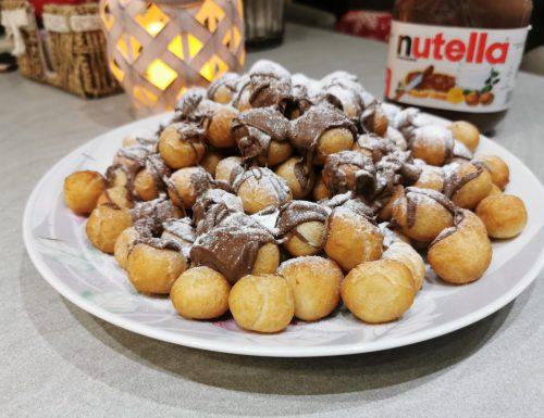 PALLINE ALLA NUTELLA RICETTA BIMBY