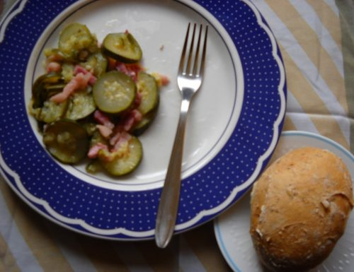 Zucchine dietetiche con gusto
