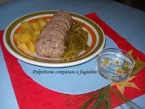 polpettone-patate-fagiolini