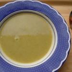 Zuppa di broccoletti