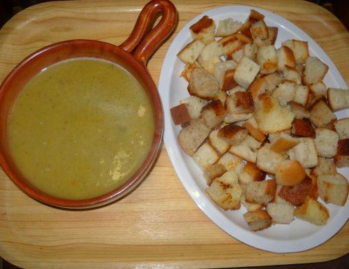 Zuppa di zucchine