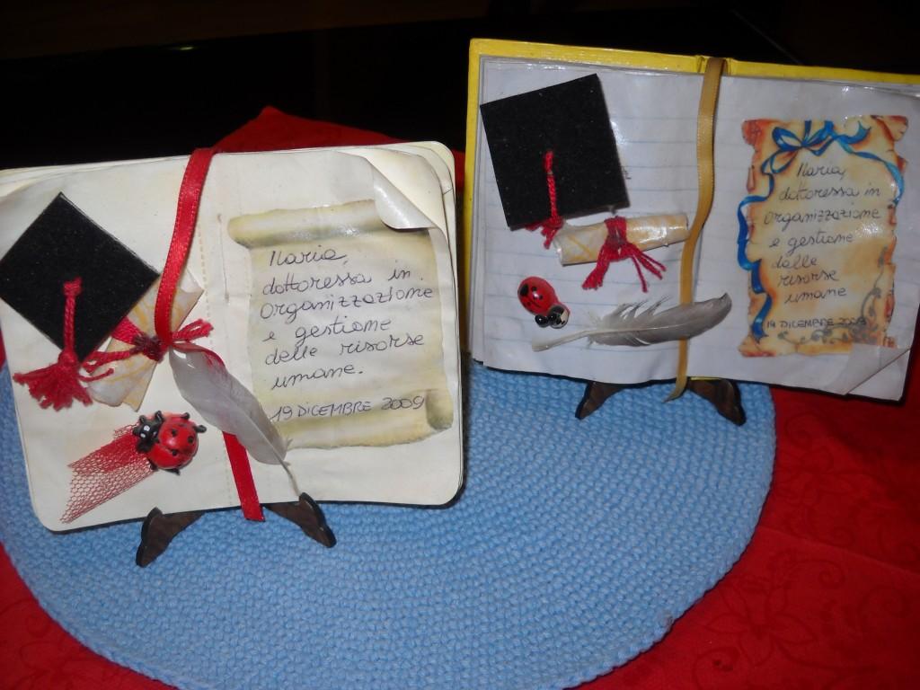 Favorito Bomboniere per laurea | Pane & Tulipani XO39