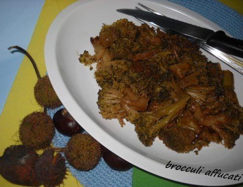 Brocculi affucati (piatto siciliano)