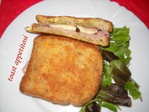 toast appetitosi