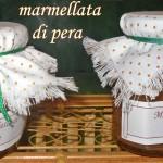 Marmellata di pere
