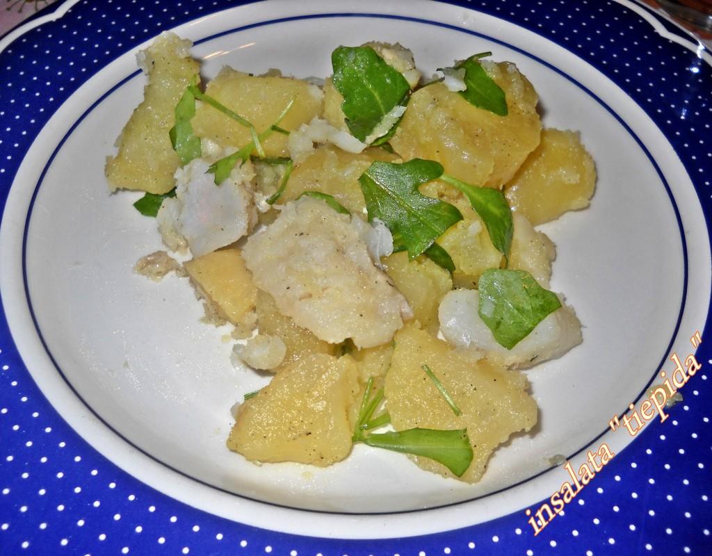 insalata tiepida