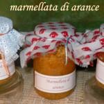 Marmellata di bucce di arancia
