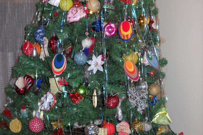 Decori per l'albero 2 idee