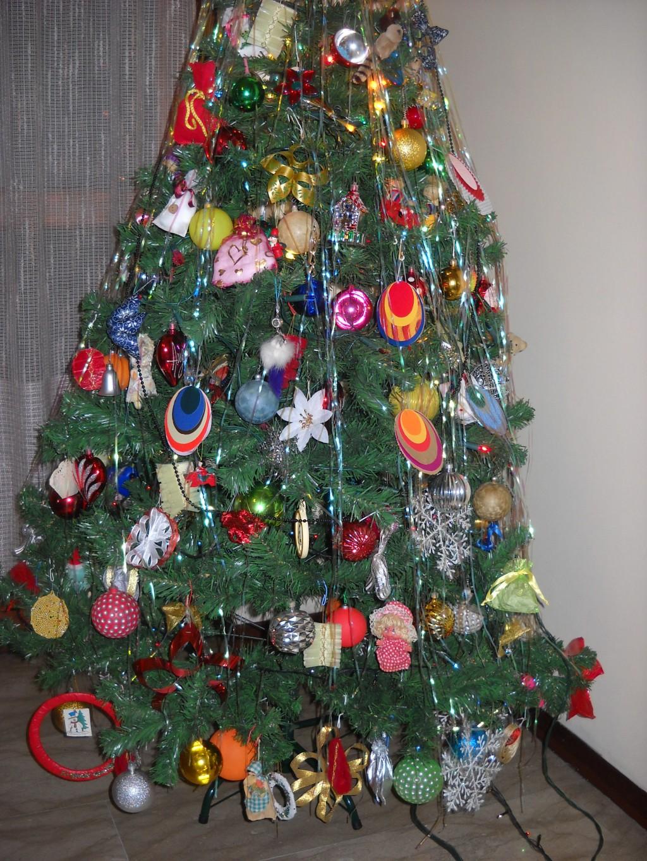 decorazionii per l'albero