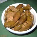Alivi cunzati piatto Siciliano