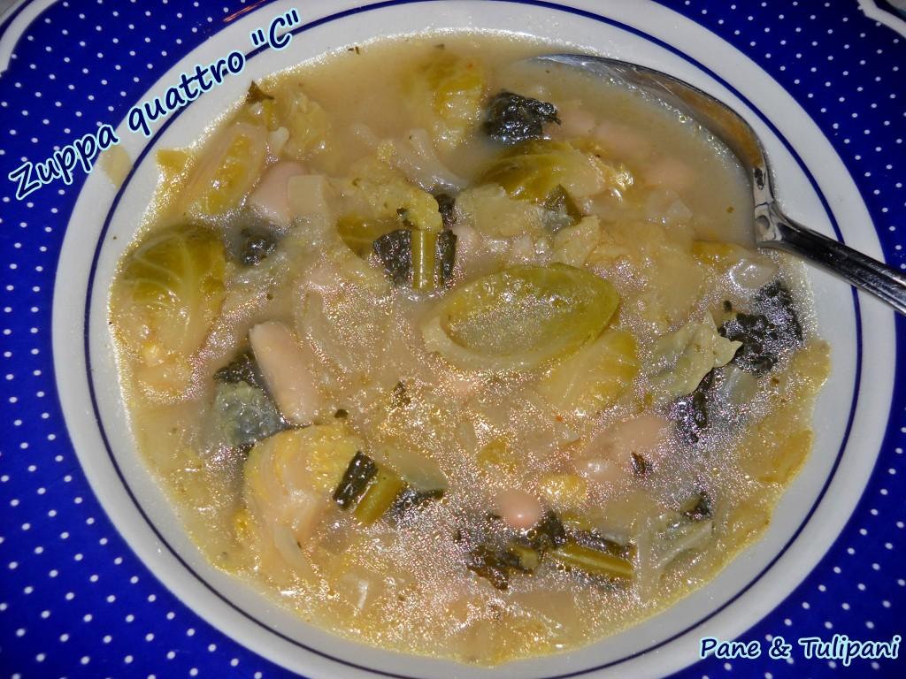 "zuppa quattro ""c"""