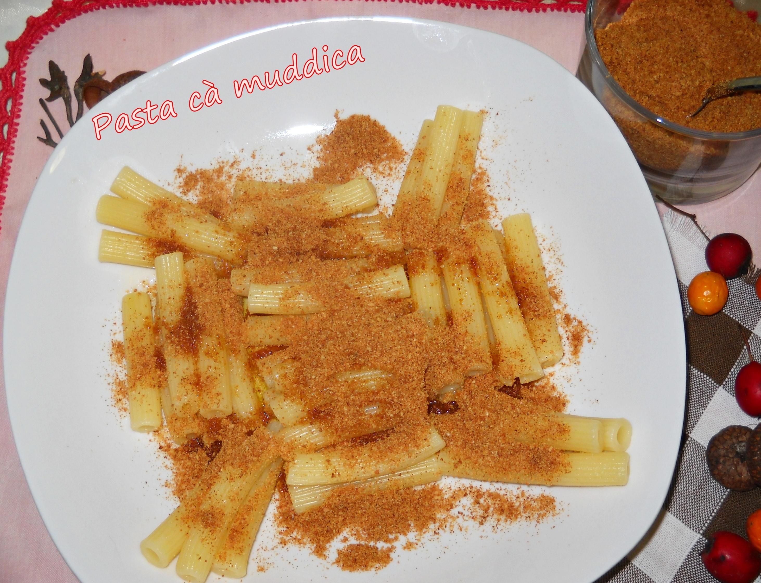 Pasta ca' muddica-1