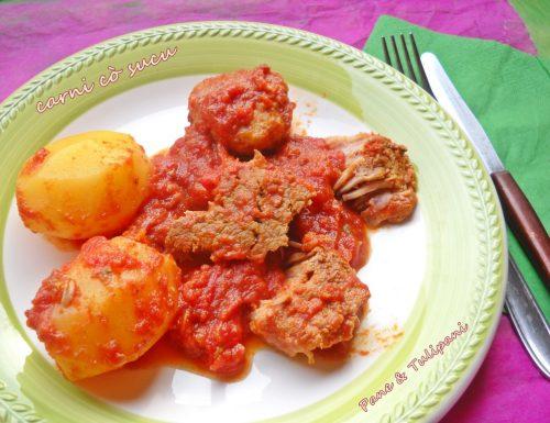 Carni cò sucu (ricetta siciliana)
