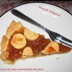 Crostata con la mia marmellata di pere