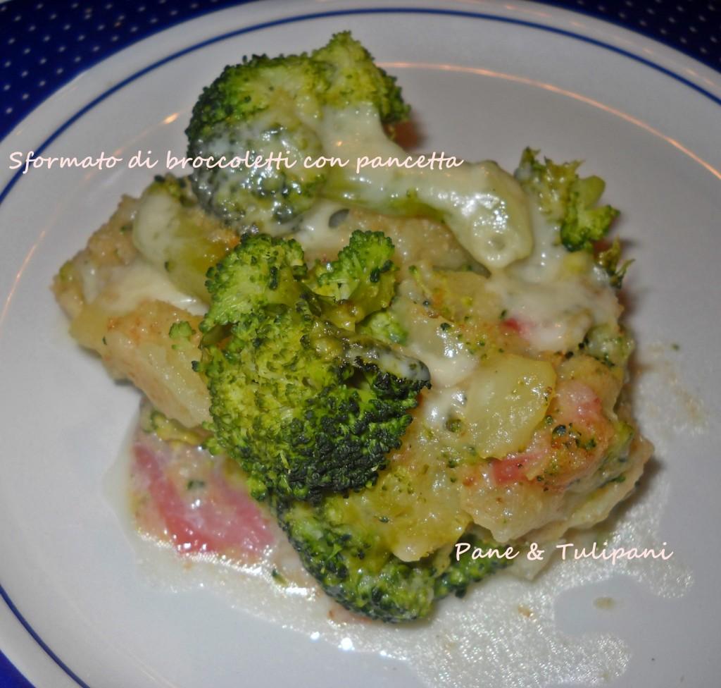 222-sformato di broccoletti con pancetta.1