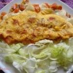 Omelette ricca