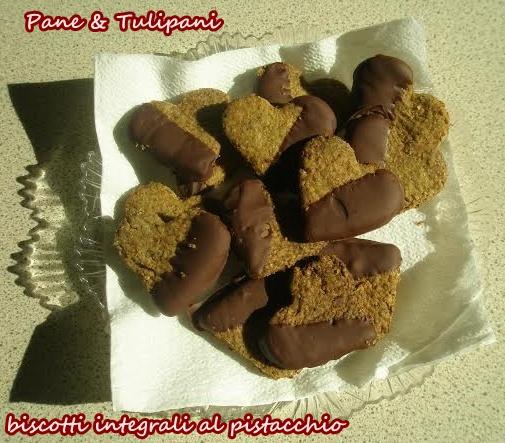 270-biscotti integrali al pistacchio