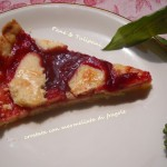 Crostata con marmellata di fragole (la mia)