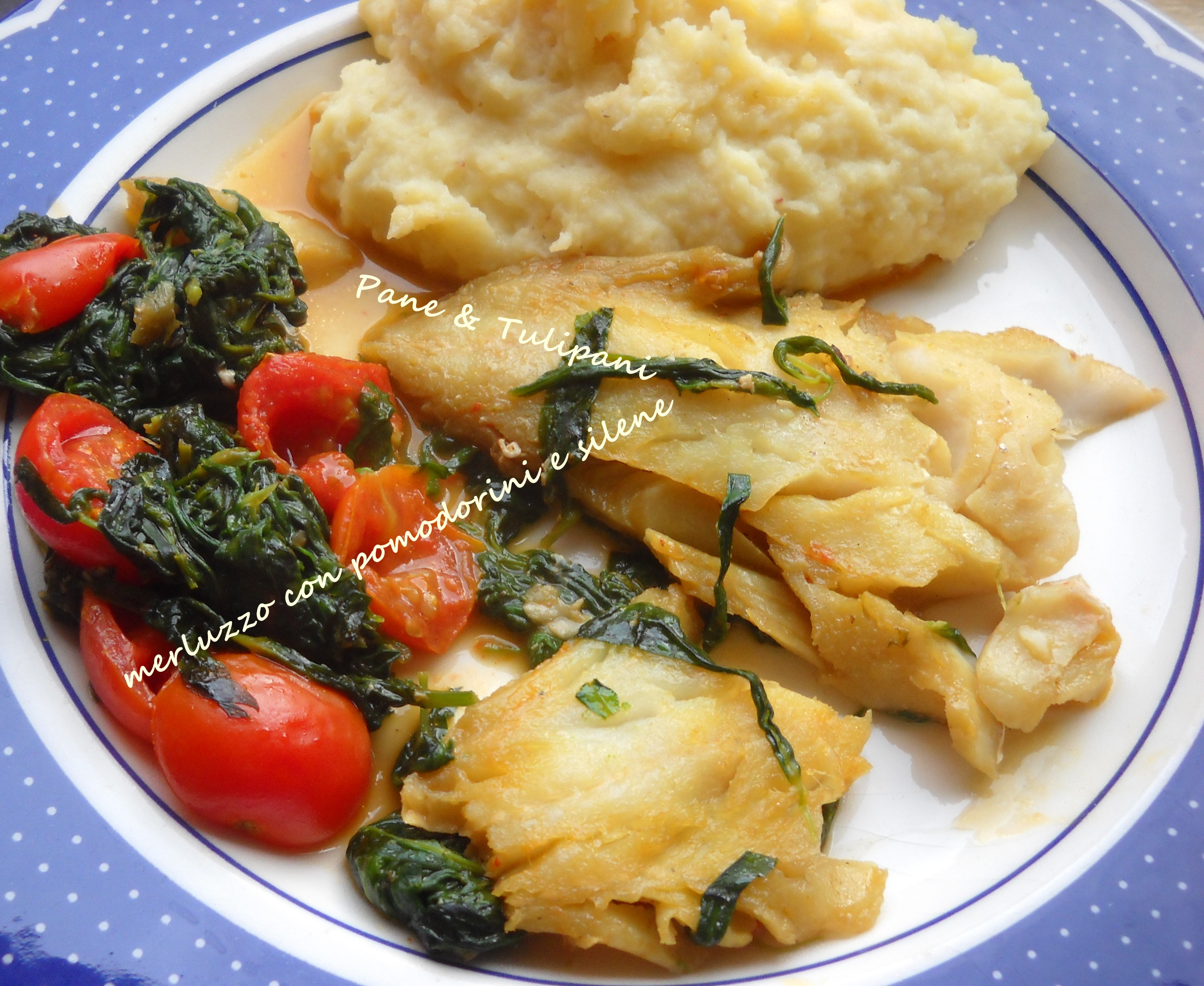 Ricetta biscotti torta merluzzo con patate e pomodorini for Casa del merluzzo