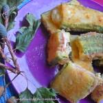 Sandwich stucchichevoli di zucchine
