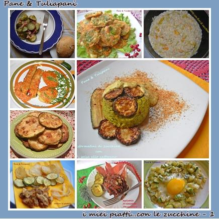 i miei piatti...con le zucchine-1