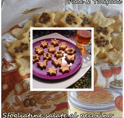 Sfogliatine salate al pecorino (gluten free)